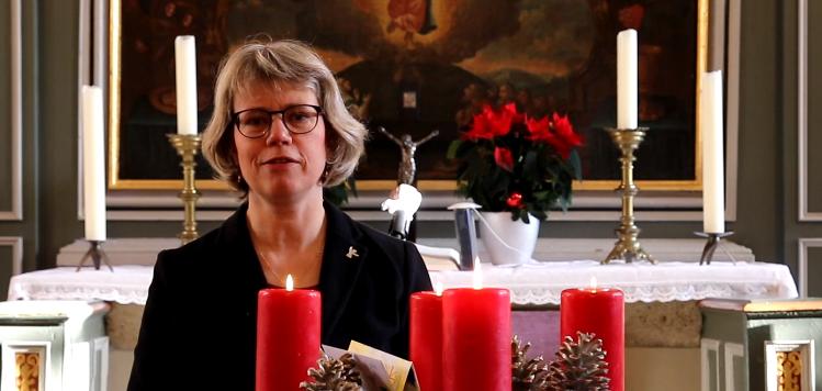 Online Gottesdienst zu Weihnachten