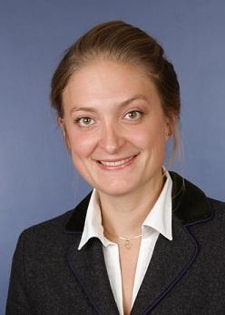 Unsere Ortsheimatpflegerin Stefanie Nebel